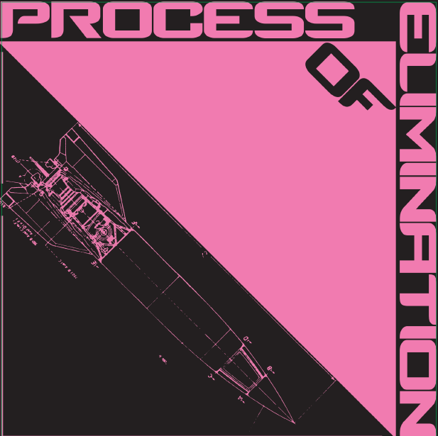 "Process Of Elimination ""S/T"" 7"""