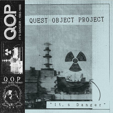 "Quest Object Project (Q.O.P.) ""It's Danger 1983-1986"" LP"