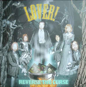 "LOVER ""REVERSE THE CURSE"" LP"