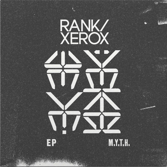 "RANK / XEROX ""M.Y.T.H."" LP"