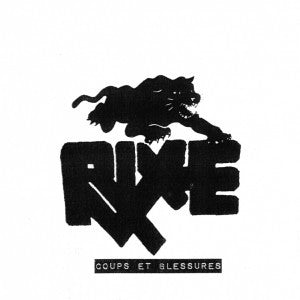 "Rixe ""Coups Et Blessures"" 7"""