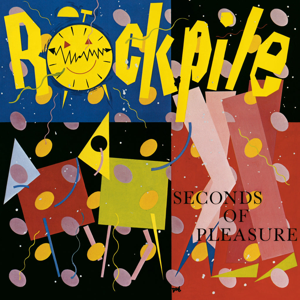 "Rockpile ""Seconds Of Pleasure"" LP"