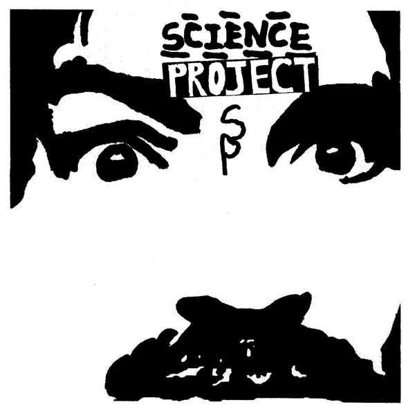 "SCIENCE PROJECT ""Basement Blues"" 7"""