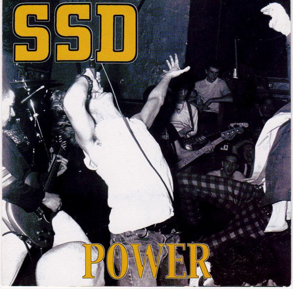 "SSD ""Power"" CD"