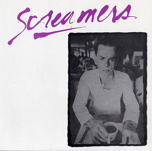 "Screamers ""Punish Or Be Damned"" 7"""