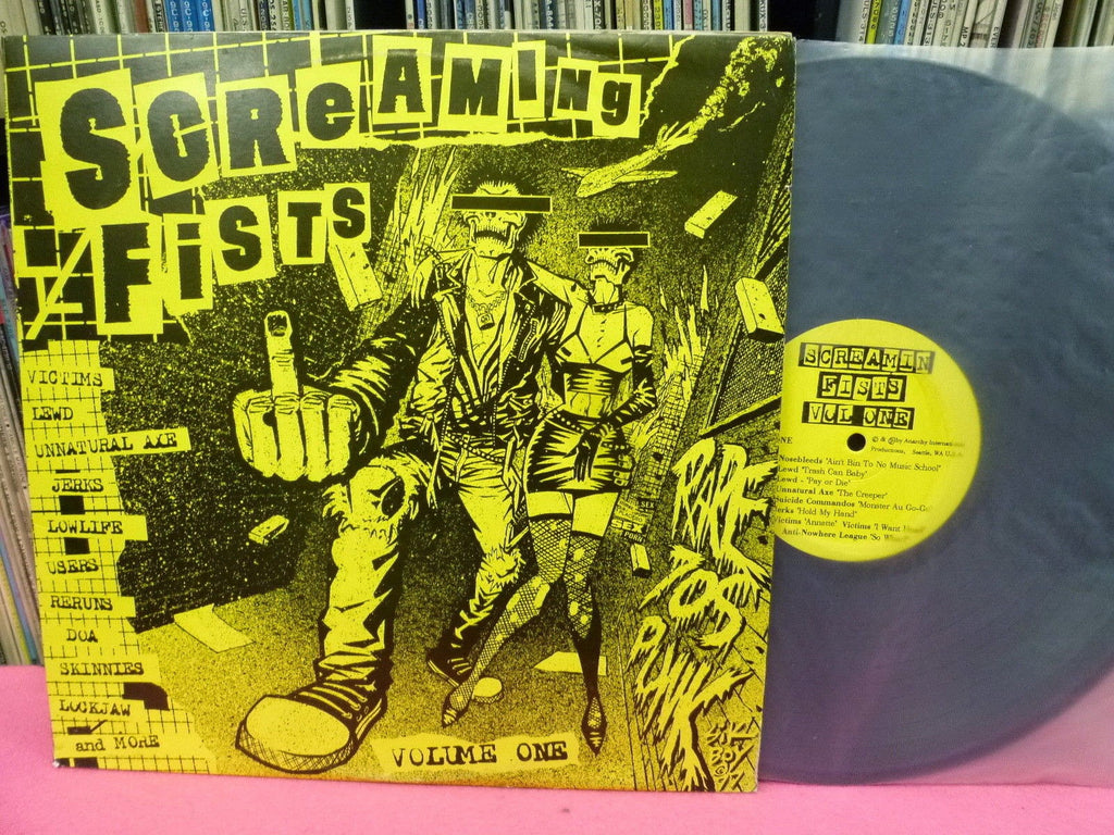 V/A Screaming Fists Vol. 1 LP