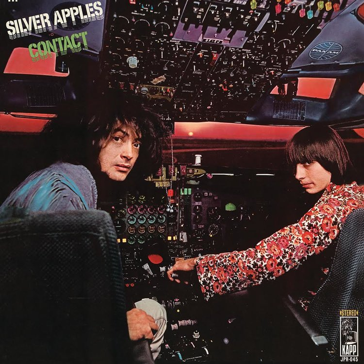 "Silver Apples , The ""Contact"" LP"