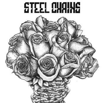 "Steel Chains ""S/T"" 7"""