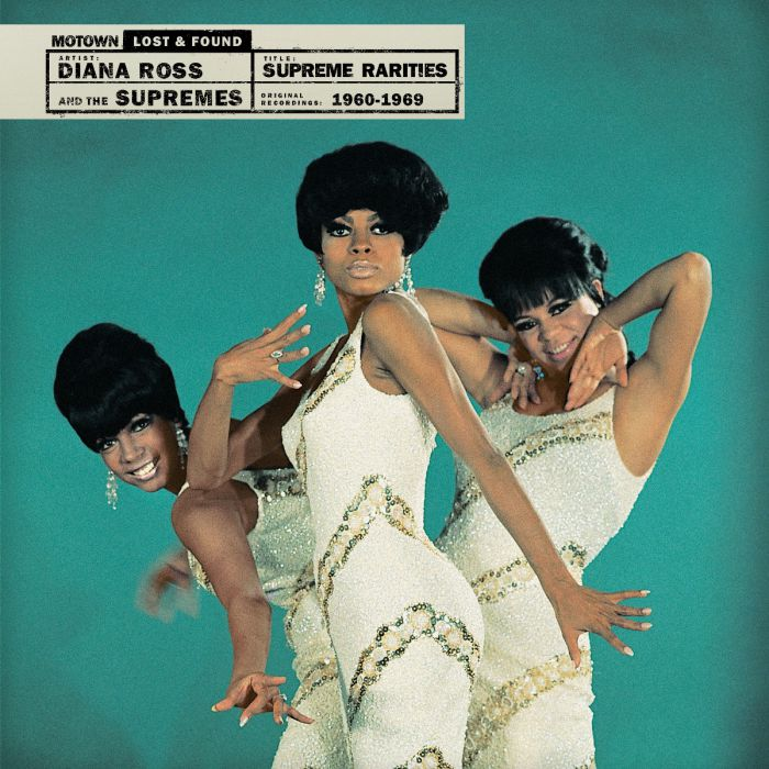 "Supremes ""Rarities: Motown Lost and Found"" 4xLP Box"