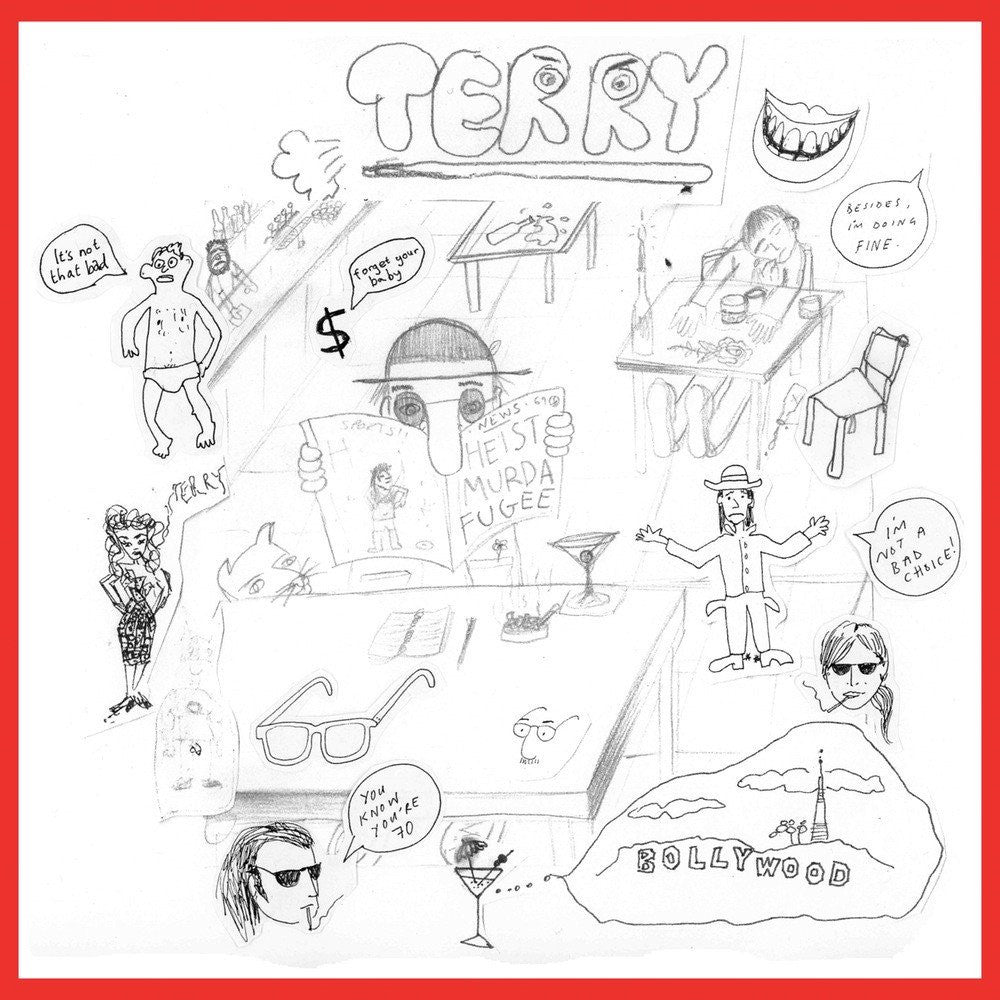 "Terry ""Talk About Terry"" 7"""
