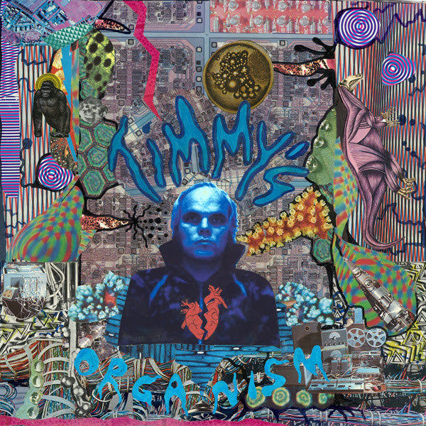 "Timmy's Organism ""Singles and Unreleased Tracks"" 2xLP"