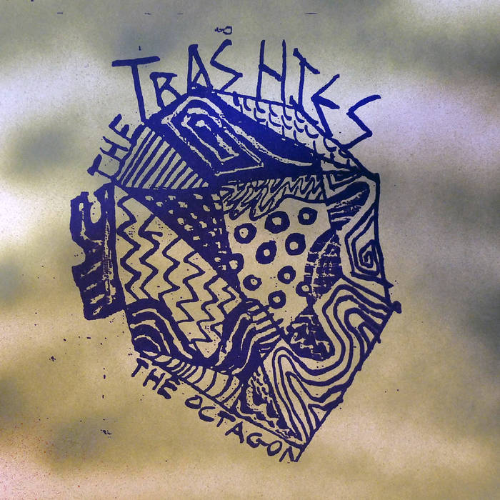 "Trashies , The ""The Octagon"" LP"