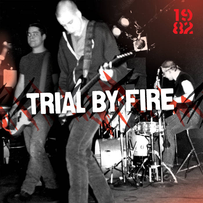 "Trial By Fire ""1982"" LP"