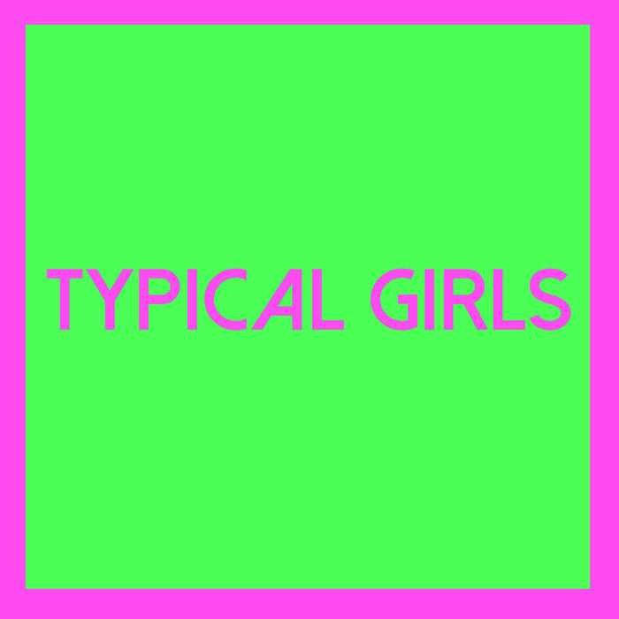 "V/A ""Typical Girls Vol. 2"" LP"