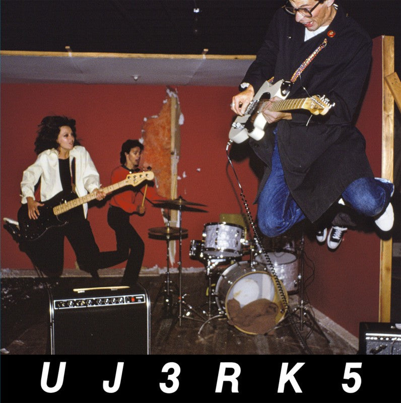 "UJ3RK5 ""Live From The Commodore Ballroom"" 2xLP"