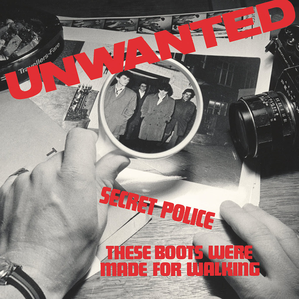 "Unwanted ""Secret Police"" 7"""