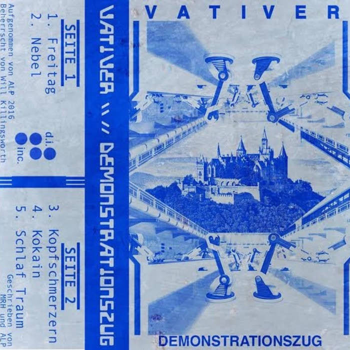 "Vativer ""Demonstrationszug"" Cassette"