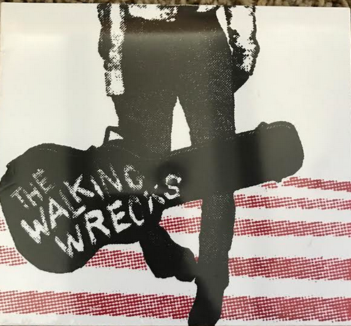 "Walking Wrecks ""Bo Diddley On Crack"" CD"