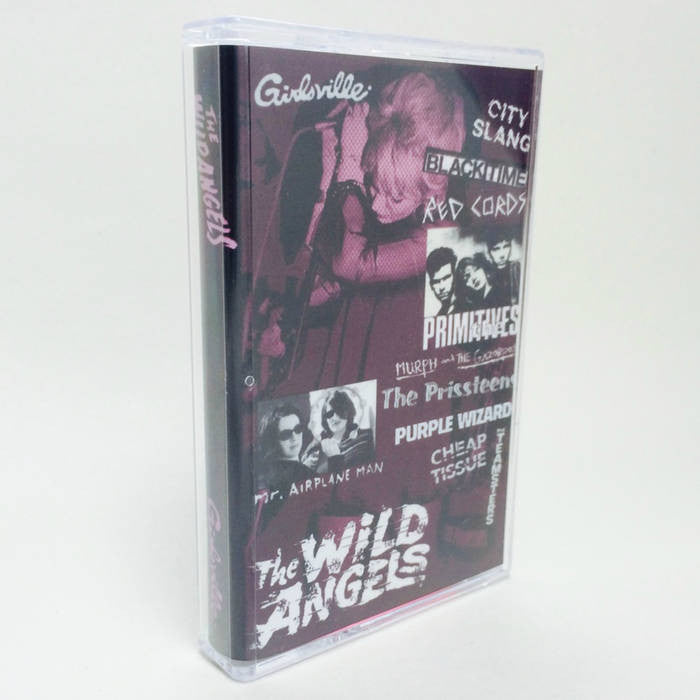 V/A The Wild Angels Cassette