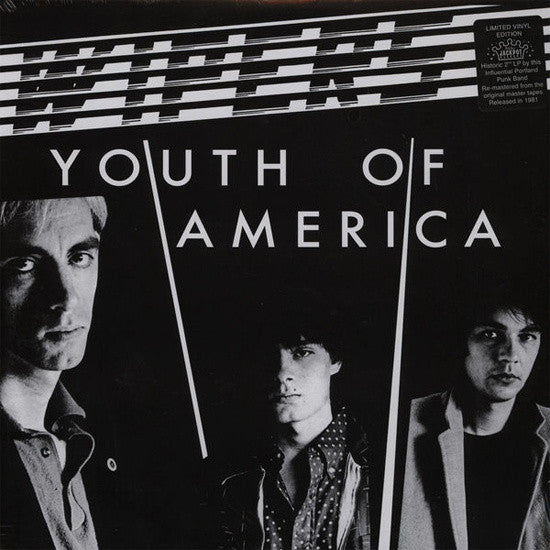 "Wipers ""Youth Of America"" LP"