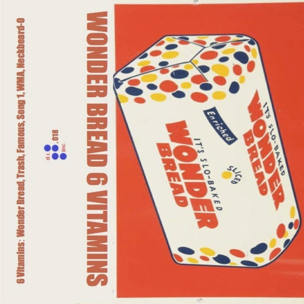 "Wonder Bread ""6 Vitamins"" Cassette"