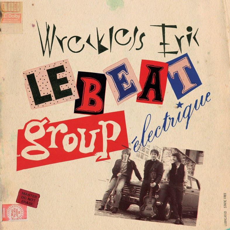 "Wreckless Eric ""Le Beat Group Electrique"" LP"