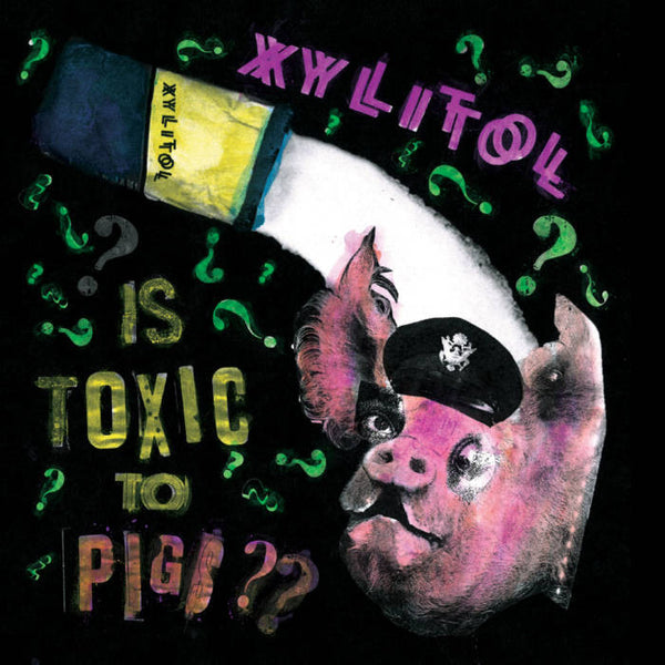 "Xylitol ""Is Toxic To Pigs?"" 7"""