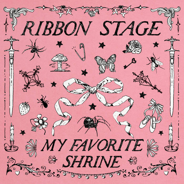 "Ribbon Stage ""My Favorite Shrine"" 7"""