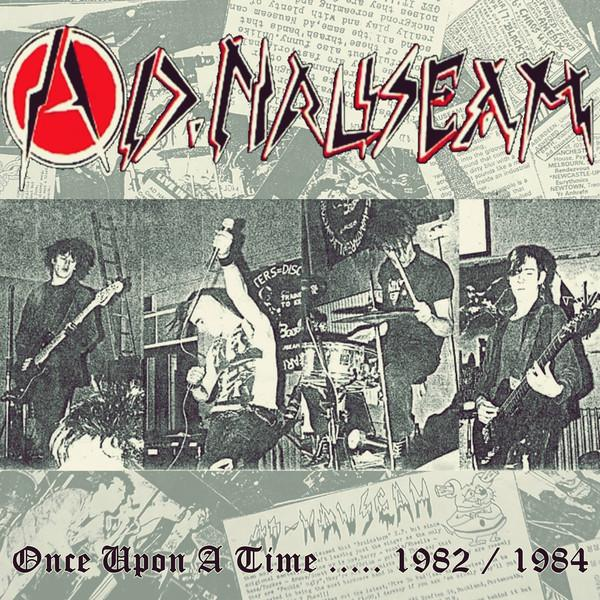 "Ad Nauseam ""Once Upon A Time.... 1982 / 1984"" LP"