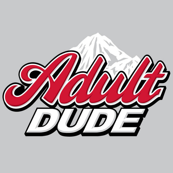 "Adult Dude ""S/T"" 7"""