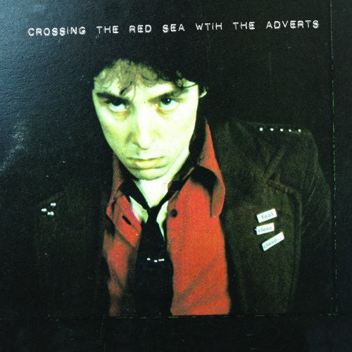 "Adverts , The ""Crossing The Red Sea With The Adverts"" 2xLP"