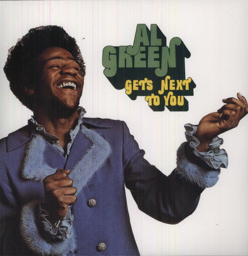 "Al Green ""Get's Next To You"" LP"