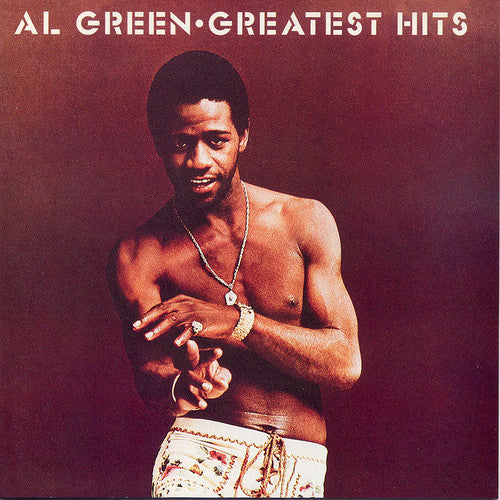 "Al Green ""Greatest Hits"" LP"