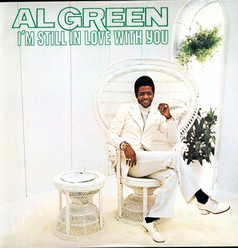 "Al Green ""I'm Still In Love With You"" LP"
