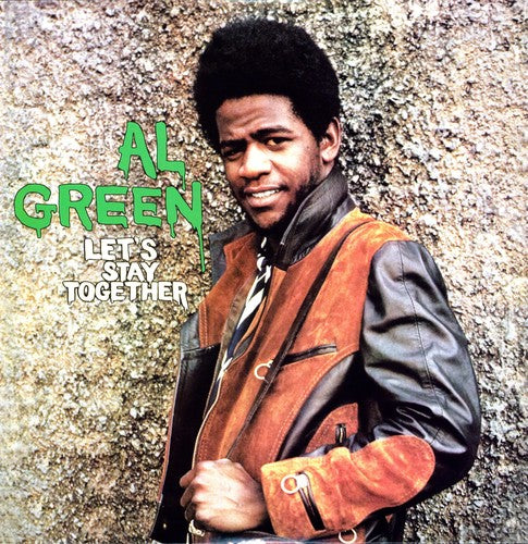 "Al Green ""Let's Stay Together"" LP"