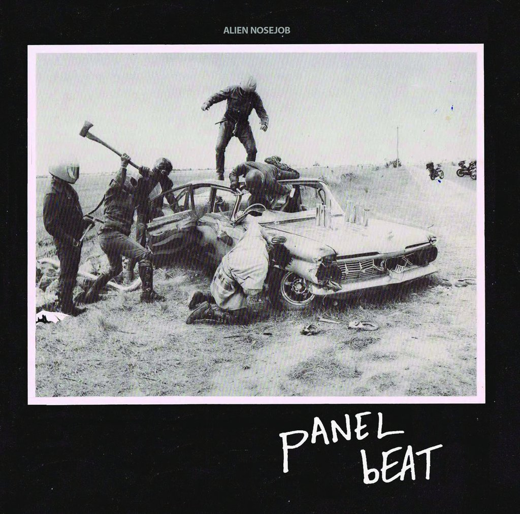 "Alien Nosejob ""Panel Beat"" 7"""