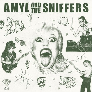 "Amyl and the Sniffers ""S/T"" LP"