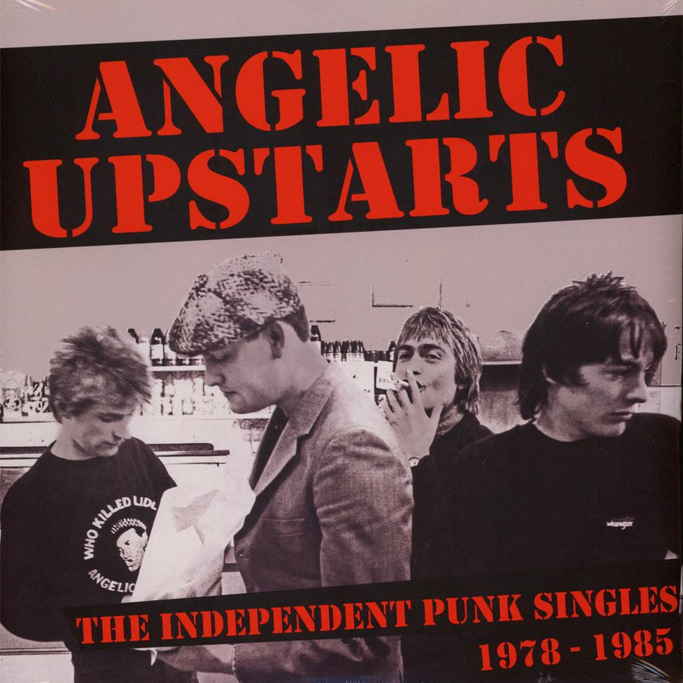 "Angelic Upstarts ""The Independent Punk Singles Collection"" 2xLP"