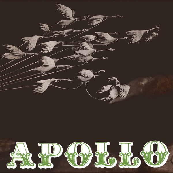 "Apollo ""S/T"" Gatefold LP + 7"""