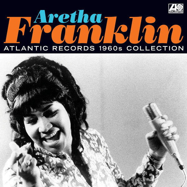 "Aretha Franklin ""Atlantic Records 1960s Collection"" 6xLP Box"