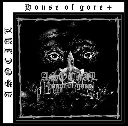 "Asocial ""House Of Gore +"" LP"
