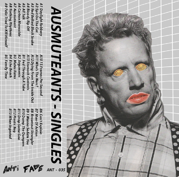 "Ausmuteants ""Singles"" Cass (Aus Press)"