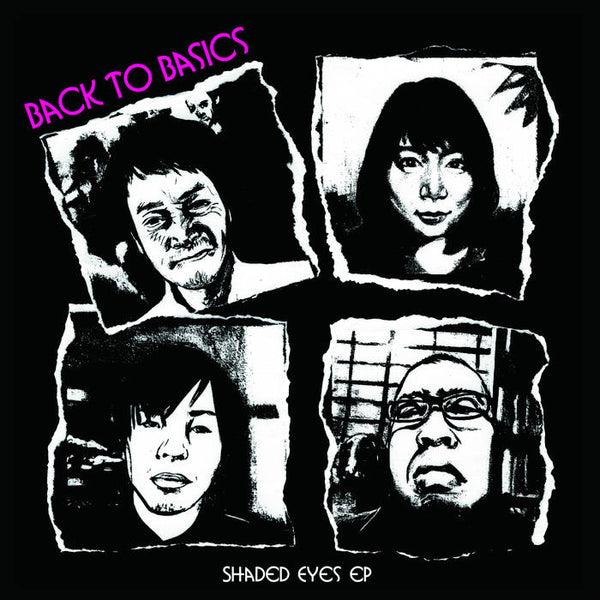 "Back To Basics ""Shaded Eyes"" 7"""