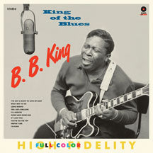 "B.B. King ""King of the Blues + 2 Bonus Tracks!"" LP"