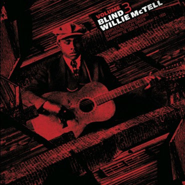 "Blind Willie McTell ""The Complete Recorded Works V.3"" LP"