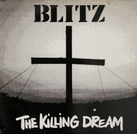 "Blitz ""Killing Dream"" LP"