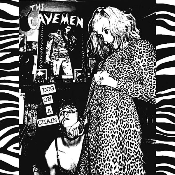 "Cavemen , The (NZ) ""Death Row"" 7"""