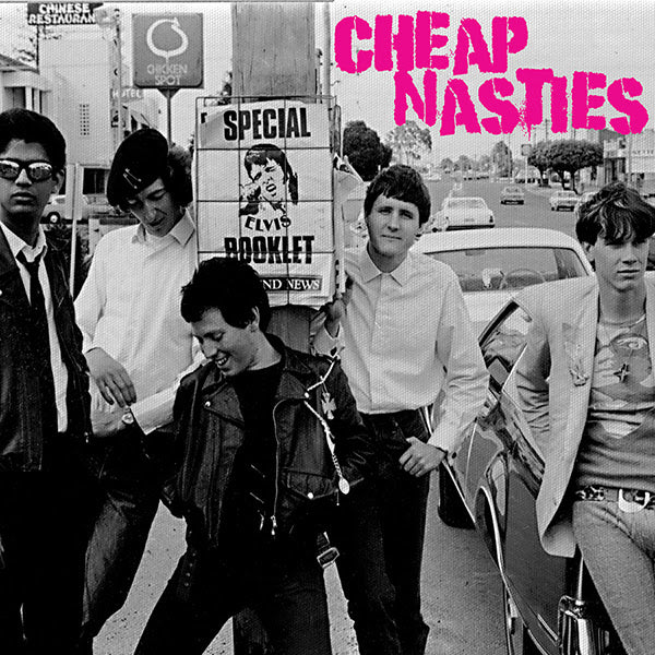 "Cheap Nasties ""S/T"" LP"