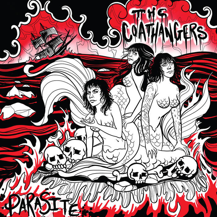 "Coathangers , The ""Parasite"" LP"