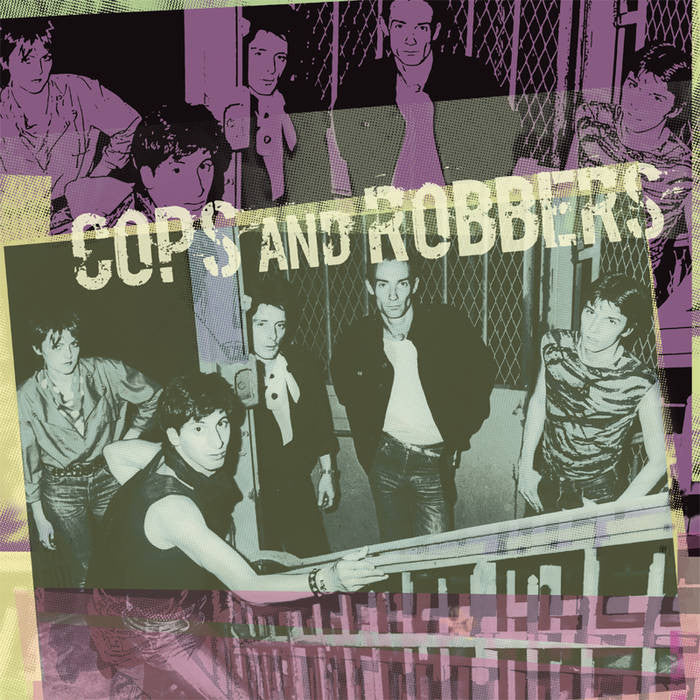 "COPS AND ROBBERS ""Cops and Robbers"" LP"